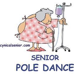 senior_pole_dancer_greeting_card.jpg?height=250&width=250&padToSquare ...