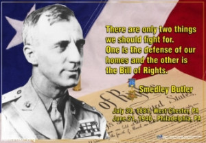 general smedley butler tags general smedley butler bill right rating