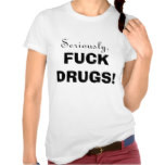 Anti-Drug shirt