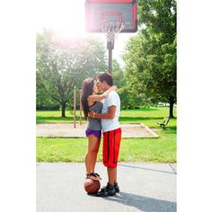 cute if you're dating a basketball player ha.