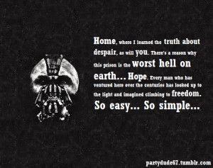 The Dark Knight Rises Bane...