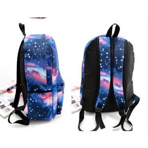 Sword Art Online Kirigaya Kazuto canvas schoolbag backpack