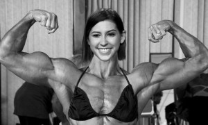 Eden Sher Luvfemuscle Credited