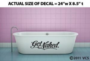get-naked-wall-decor-sticker-vinyl-decal-bathroom-shower-bath-tub ...