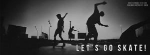 Lets Go Skate Making People Happy