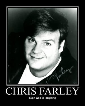 chris farley motivational speaker