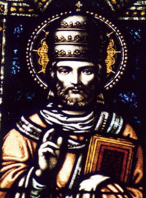 Pope Gregory The Great St. gregory the great in