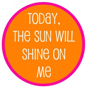 Quotes about Sunshine