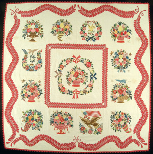 1997.007.0319, International Quilt Study Center, UNL,www.quiltstudy ...