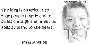 Famous quotes reflections aphorisms Quotes About Heart The idea is