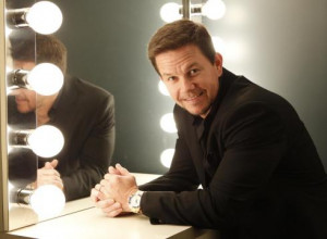 ... Mark Wahlberg, star of 'Ted,' the first live-action film by 'Family