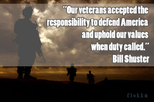To The Veterans of the United States of America