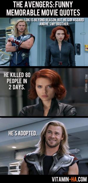 Avengers Quote 1