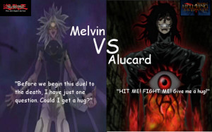 Versus Abridged: Melvin VS Alucard by JerZeyCJ