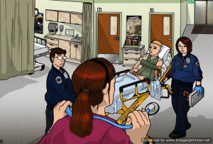 Hospital Scenes - Emergency Room by MauserGirl on deviantART - Google ...