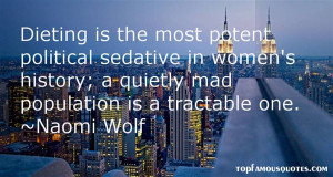 Favorite Naomi Wolf Quotes