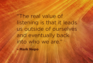 Mark Nepo on Being Present and Recognizing Life's Gifts