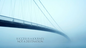 quotes fog bridges success Knowledge Quotes HD Wallpaper