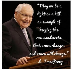 He is my favorite prophet! #MormonLink.com #ldsprophets