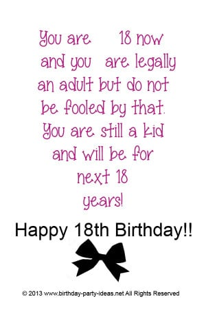 18th Birthday Sayings For Son http://www.cakechooser.com/18th-birthday ...