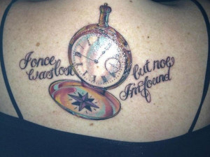 Inspiring Quotes for Compass Tattoo