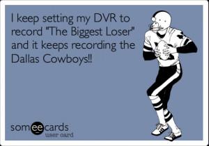 Dallas Cowboys Funny E-cards