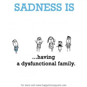 sad family quotes