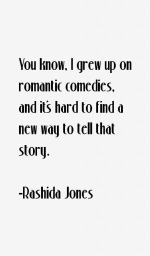 Rashida Jones Quotes & Sayings
