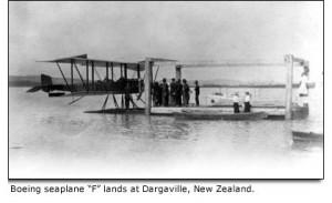 William Boeing First Plane Built
