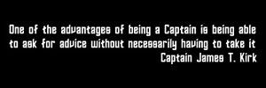 Star-Trek-TV-Show-Kirk-Quote-Bumper-Sticker-ADVANTAGES-OF-BEING-A ...