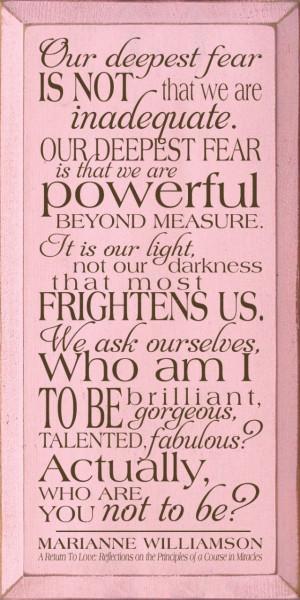 marianne williamson #quotes