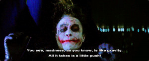 The Joker Quotes Heath Ledger | joker quotes | Tumblr