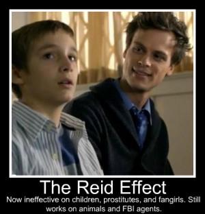 The Reid Effect - dr-spencer-reid Fan Art
