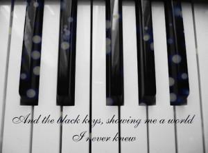 jonas brothers, piano, quotes