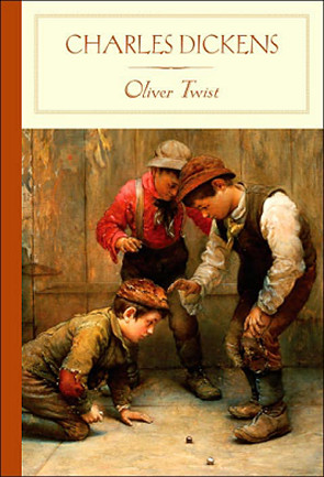 Book Meme on Charles Dickens Book Cover Oliver Twist