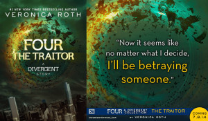 another teaser quote from four a divergent collection the