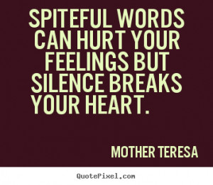 mother teresa love diy quote wall art customize your own quote image