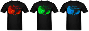 featured items are our team shirts! Show off your Inheritance ...