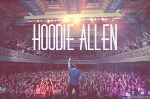 Go To A Hoodie Allen Concert *check*