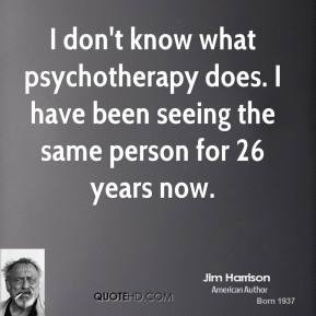 Psychotherapy Quotes