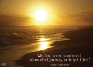 The Hope of God's Light