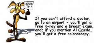 Top Ten Health Tips For Your Funny Bone