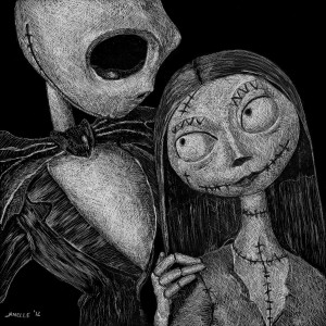 ... > Xmas Stuff For > Nightmare Before Christmas Jack And Sally Quotes