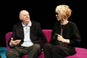 Dario Fo e Franca Rame (getty images)