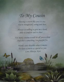 Cousins Poems Cousin birthday poems funny