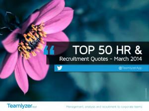 Best Recruiting Quotes