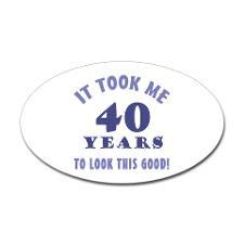Funny Turning 40 Sayings