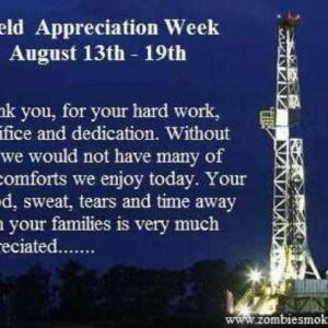 Oilfield Appreciation Week