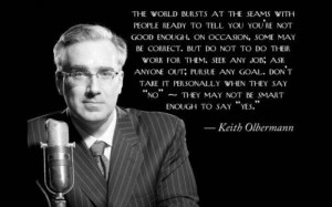 Keith Olbermann quote