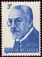 Henri Pirenne's Profile